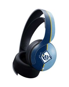 Tampa Bay Rays Split PULSE 3D Wireless Headset for PS5 Skin