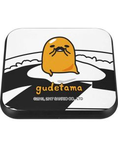 Gudetama Mustache Wireless Charger Single Skin