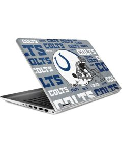 Indianapolis Colts - Blast HP Pavilion Skin