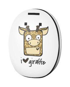 I HEART giraffe MED-EL Rondo 3 Skin