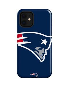 New England Patriots Large Logo iPhone 12 Mini Case
