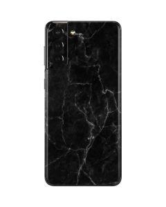 Black Marble Galaxy S21 Plus 5G Skin