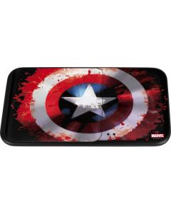 Captain America Shield Wireless Charger Duo Skin