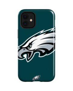 Philadelphia Eagles Large Logo iPhone 12 Mini Case