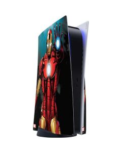 Ironman PS5 Console Skin
