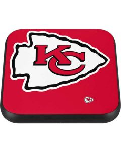 Kansas City Chiefs Large Logo Wireless Charger Single Skin