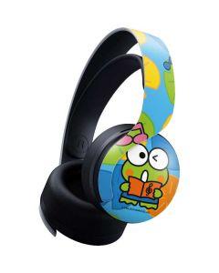 Keroppi Musical Citrus PULSE 3D Wireless Headset for PS5 Skin