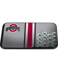 Ohio State University Buckeyes Wireless Charger Duo Skin