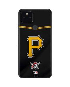 Pittsburgh Pirates Alternate/Away Jersey Google Pixel 5 Skin