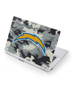 Los Angeles Chargers Camo Acer Chromebook Skin