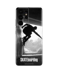TransWorld SKATEboarding Wall Ride Galaxy S21 Ultra 5G Skin