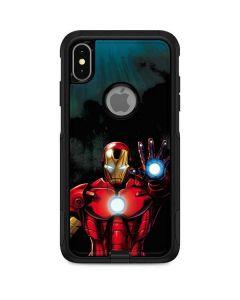 Ironman Otterbox Commuter iPhone Skin