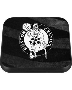 Boston Celtics Black Animal Print Wireless Charger Single Skin