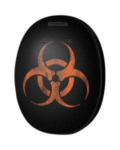 Radioactivity Black MED-EL Rondo 3 Skin