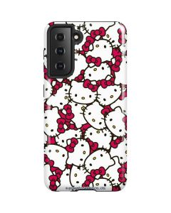 Hello Kitty Multiple Bows Pink Galaxy S21 5G Case