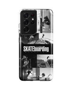TransWorld SKATEboarding Magazine Galaxy S21 Ultra 5G Case