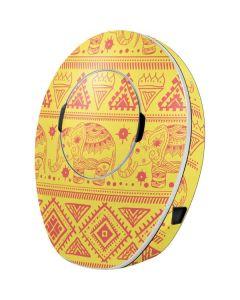 Tribal Elephant Yellow MED-EL Samba 2 Skin