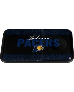 Indiana Pacers Elephant Print Wireless Charger Duo Skin