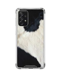 Cow Galaxy A72 5G Clear Case