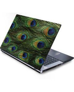 Peacock Generic Laptop Skin