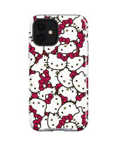 Hello Kitty Multiple Bows Pink iPhone 12 Case