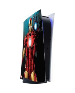 Ironman PS5 Digital Edition Console Skin