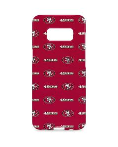 San Francisco 49ers Blitz Series Galaxy S8 Plus Lite Case
