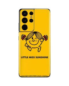 Little Miss Sunshine Galaxy S21 Ultra 5G Skin