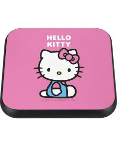 Hello Kitty Sitting Pink Wireless Charger Single Skin
