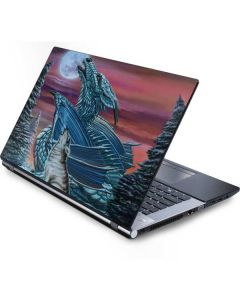 Dragon and the Wolf Generic Laptop Skin