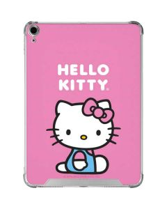 Hello Kitty Sitting Pink iPad Air 10.9in (2020) Clear Case