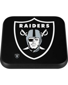 Las Vegas Raiders Large Logo Wireless Charger Single Skin