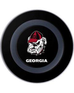 Georgia Bulldogs Mascot Wireless Charger Skin