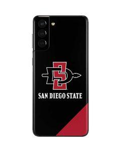 San Diego State Galaxy S21 Plus 5G Skin
