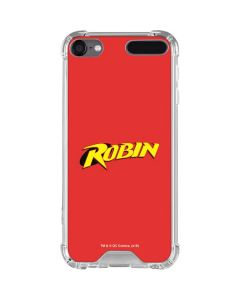 Robin Official Logo iPod Touch (5th-6th-7th Gen) Clear Case
