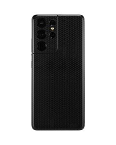 Black Hex Galaxy S21 Ultra 5G Skin