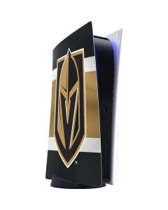 Vegas Golden Knights Jersey PS5 Digital Edition Console Skin