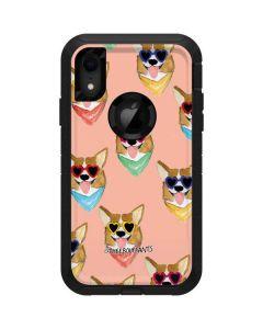Corgi Love Otterbox Defender iPhone Skin