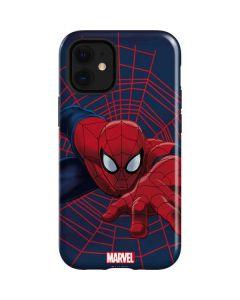 Spider-Man Crawls iPhone 12 Mini Case