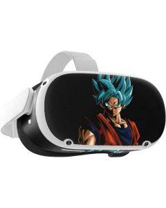 Goku Dragon Ball Super Oculus Quest 2 Skin