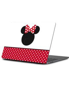 Minnie Mouse Symbol Apple MacBook Pro 13-inch Skin