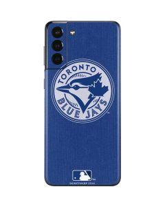 Toronto Blue Jays Monotone Galaxy S21 Plus 5G Skin