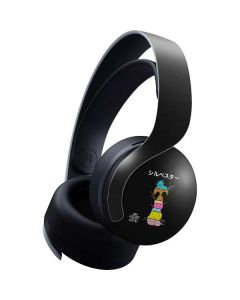 Sylvester the Cat Sliced Juxtapose PULSE 3D Wireless Headset for PS5 Skin