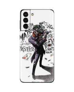 Brilliantly Twisted - The Joker Galaxy S21 Plus 5G Skin
