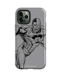 Cyborg Comic Pop iPhone 12 Pro Case