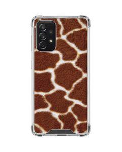 Giraffe Galaxy A72 5G Clear Case