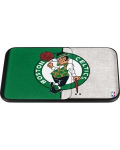Boston Celtics Canvas Wireless Charger Duo Skin