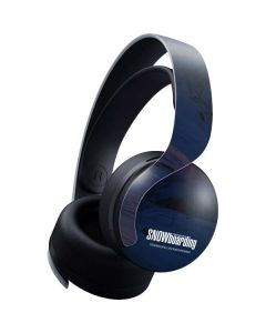 TransWorld SNOWboarding Dark PULSE 3D Wireless Headset for PS5 Skin