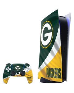 Green Bay Packers PS5 Digital Edition Bundle Skin