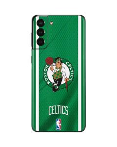 Boston Celtics Galaxy S21 Plus 5G Skin